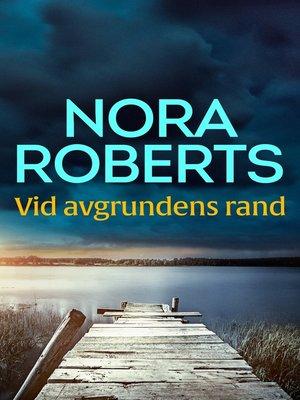 cover image of Vid avgrundens rand