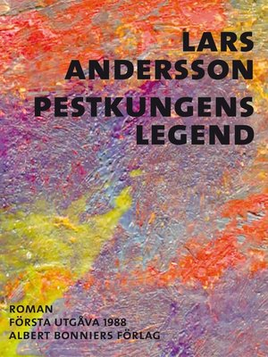 cover image of Pestkungens legend