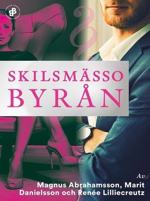cover image of Skilsmässobyrån S1E8