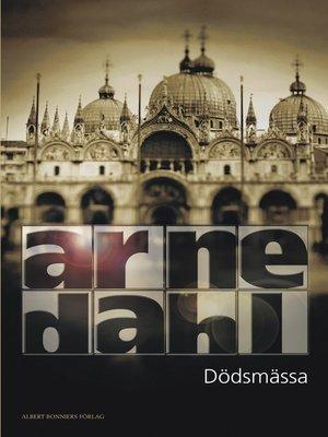 cover image of Dödsmässa