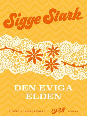 cover image of Den eviga elden