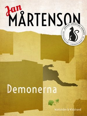 cover image of Demonerna