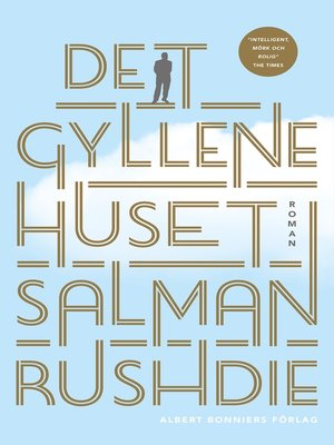 cover image of Det gyllene huset