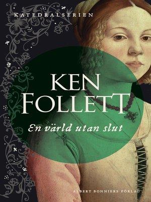 cover image of En värld utan slut
