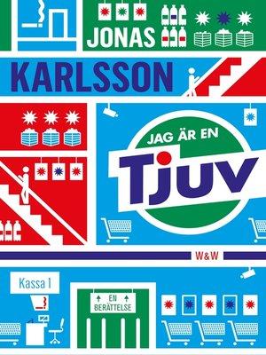 cover image of Jag är en tjuv