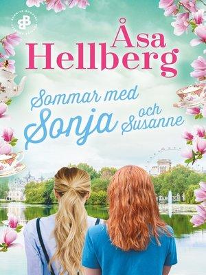 cover image of Sommar med Sonja och Susanne