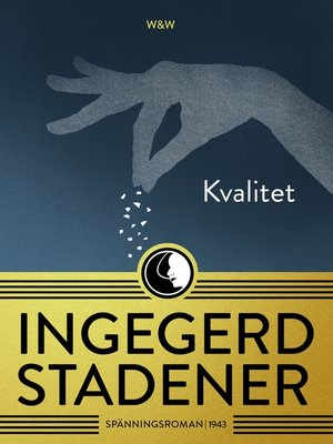 cover image of Kvalitet