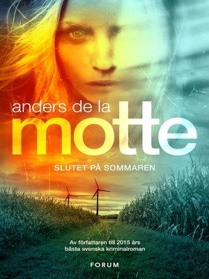 cover image of Slutet på sommaren