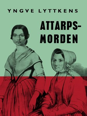 cover image of Attarpsmorden