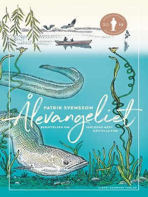 cover image of Ålevangeliet