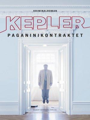 cover image of Paganinikontraktet