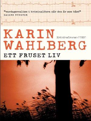 cover image of Ett fruset liv