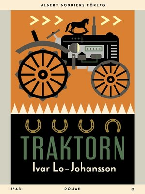 cover image of Traktorn