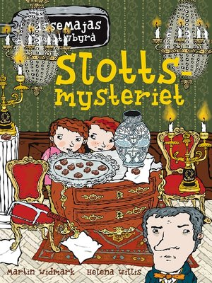 cover image of Slottsmysteriet