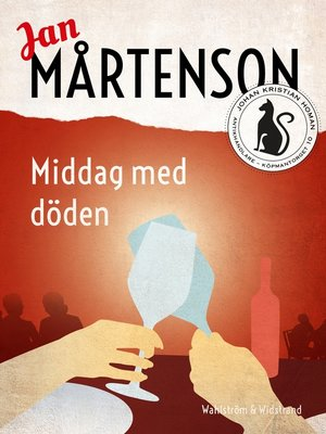 cover image of Middag med döden