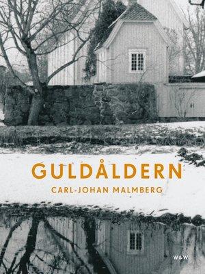 cover image of Guldåldern