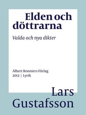 cover image of Elden och döttrarna
