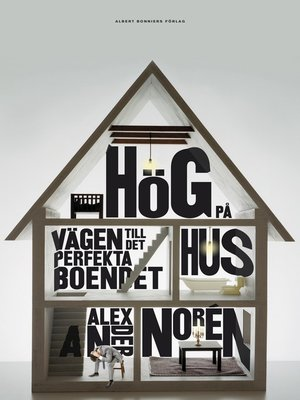 cover image of Hög på hus