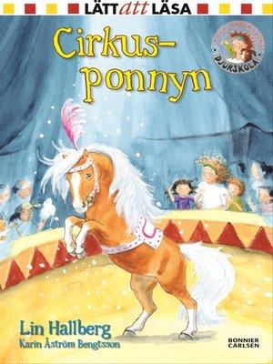 cover image of Cirkusponnyn