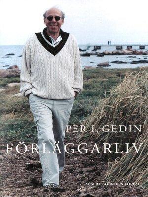 cover image of Förläggarliv