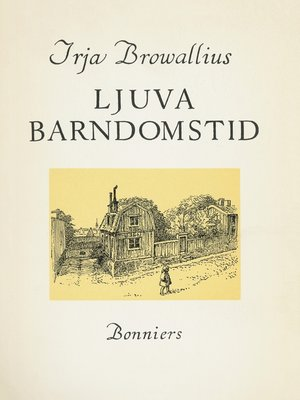 cover image of Ljuva barndomstid
