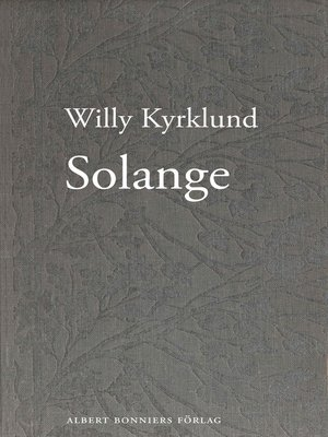 cover image of Solange