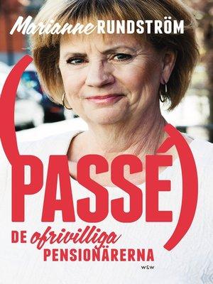 cover image of Passé