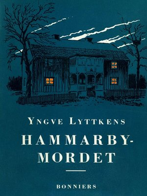 cover image of Hammarbymordet
