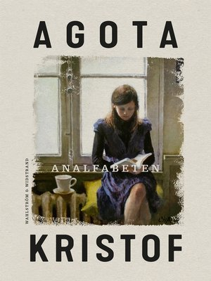 cover image of Analfabeten