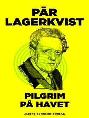 cover image of Pilgrim på havet