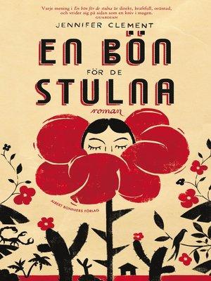 cover image of En bön för de stulna