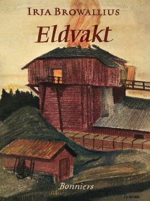 cover image of Eldvakt