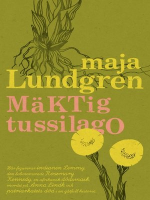 cover image of Mäktig tussilago