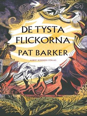 cover image of Flickornas tystnad