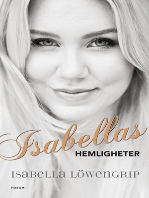 cover image of Isabellas hemligheter