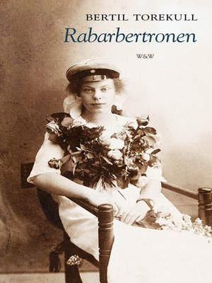 cover image of Rabarbertronen