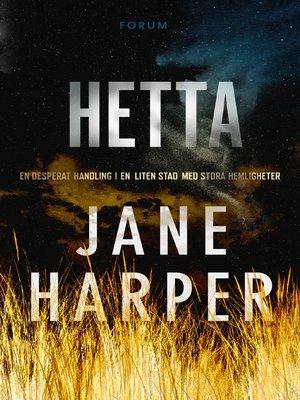 cover image of Hetta