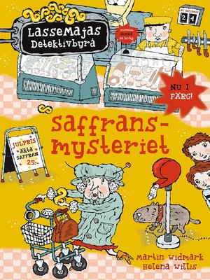 cover image of Saffransmysteriet