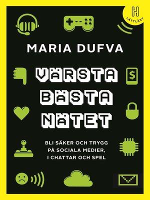 cover image of Värsta bästa nätet (lättläst)
