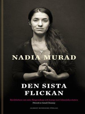 cover image of Den sista flickan