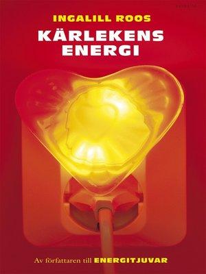 cover image of Kärlekens energi