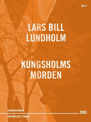 cover image of Kungsholmsmorden