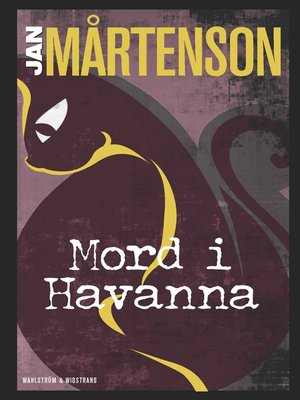 cover image of Mord i Havanna