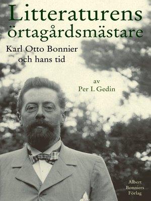 cover image of Litteraturens örtagårdsmästare