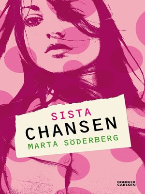 cover image of Sista chansen