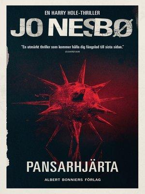 cover image of Pansarhjärta