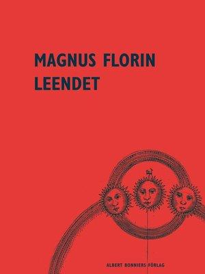 cover image of Leendet