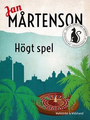 cover image of Högt spel