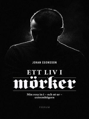 cover image of Ett liv i mörker