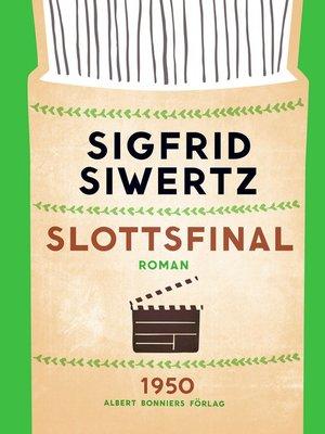 cover image of Slottsfinal